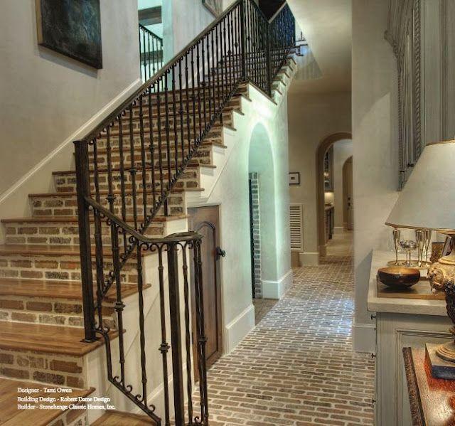 Tg Interiors Brick And Home Decor Stairways