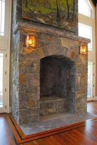 17 Best images about Fireplaces and Stone Work on ...