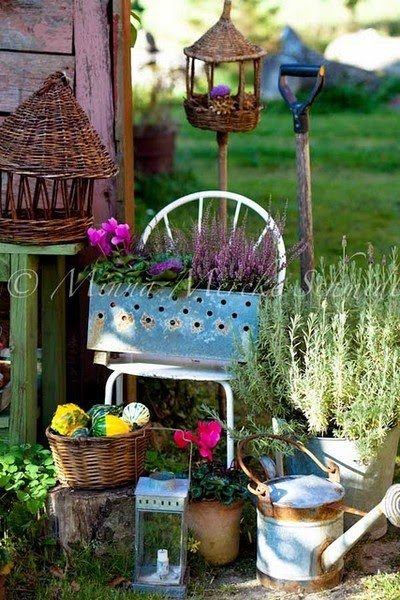 123 Best Images About Country Garden Ideas On Pinterest Gardens