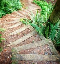 landscaping steps on a steep slope - Google Search | STEEP ...