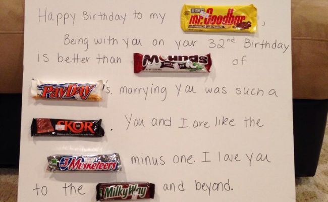 I Ve Done This It S Makes A Man Melt Husband S Birthday