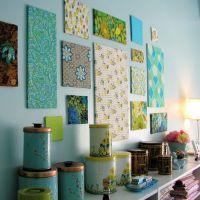 Best 25+ Fabric wall art ideas on Pinterest