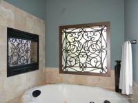 17 Best images about Tableaux Faux Iron Window Treatments ...