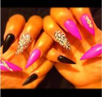 17 Best images about sharp nails & nail art design ...