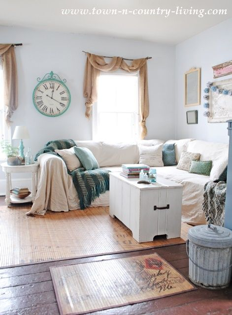 25 Best Ideas About No Sew Slipcover On Pinterest How To