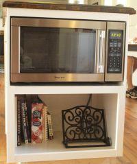 under counter microwave | Kitchens | Pinterest | Shelves ...