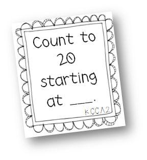 1000+ images about Kindergarten Task Cards on Pinterest