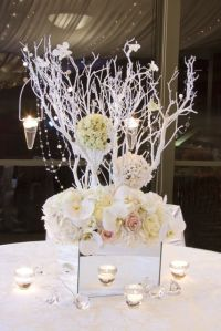 1000+ ideas about Mirror Centerpiece on Pinterest ...