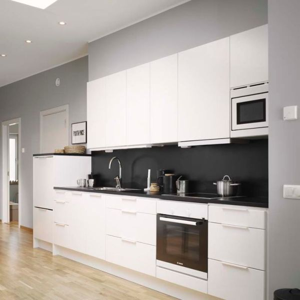 modern white kitchen cabinets 25+ best ideas about Modern White Kitchens on Pinterest | White contemporary kitchen, Modern