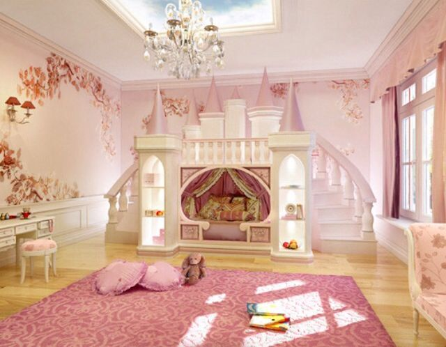 Image Result For Little Girls Princess Bedroom Ideas