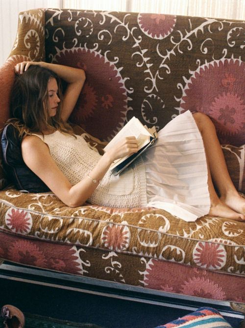 381 best images about women reading on Pinterest  Good