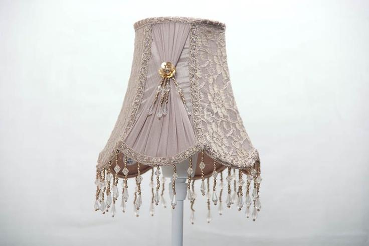 Romantische lampenkap Rianne Vintage decoratie