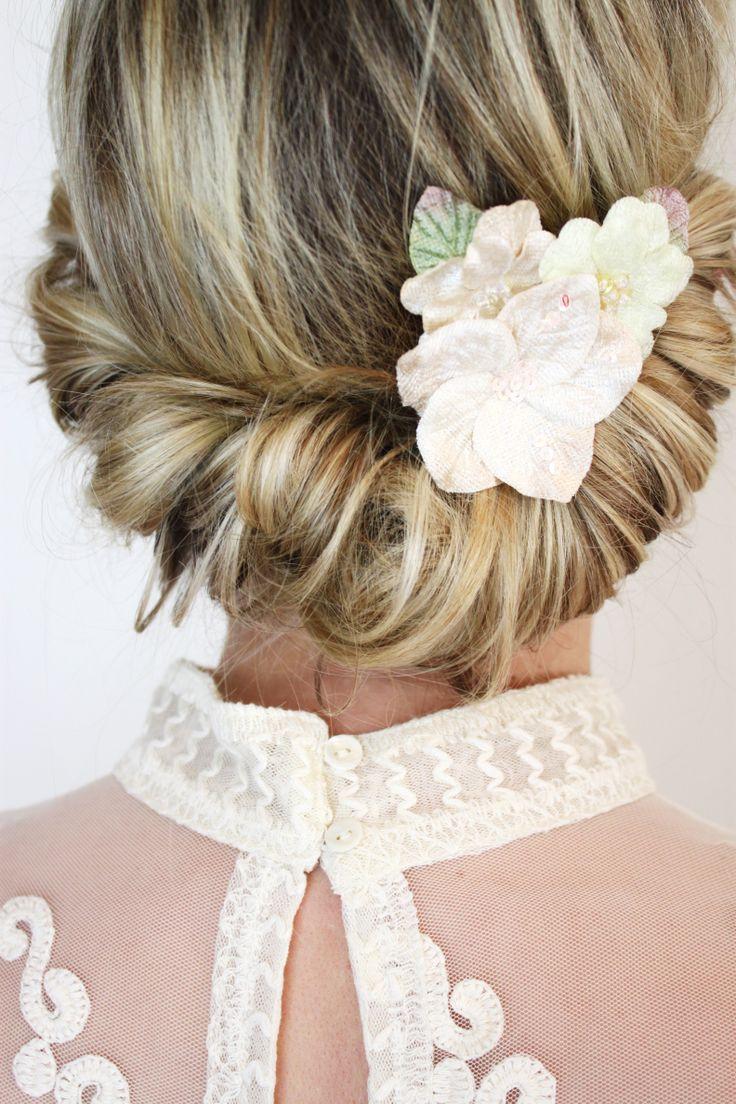 Die Besten 25 Blumen Zöpfe Ideen Auf Pinterest Prom Haar