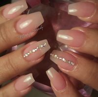 15+ best ideas about Clear Nail Designs on Pinterest ...