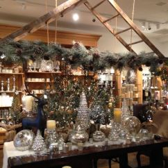 Wingback Chair Cover Wedding Hire Luton Rustic Christmas Tablescape From Pottery Barn. | Pinterest Christmas, ...