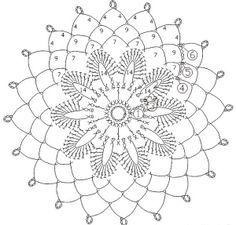 317 best images about Crochet diagram on Pinterest