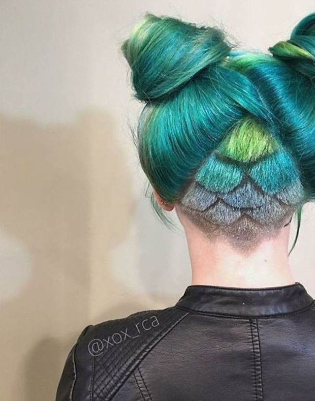 1069 best images about RAiNBOW OF HAiR  on Pinterest Teal