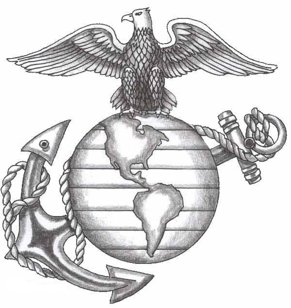 25+ best ideas about Marine corps symbol on Pinterest