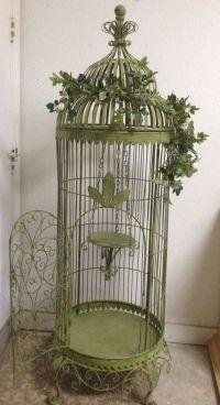 428 best images about birdcages on Pinterest