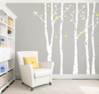 25+ best ideas about Birch Tree Mural on Pinterest | Tree ...