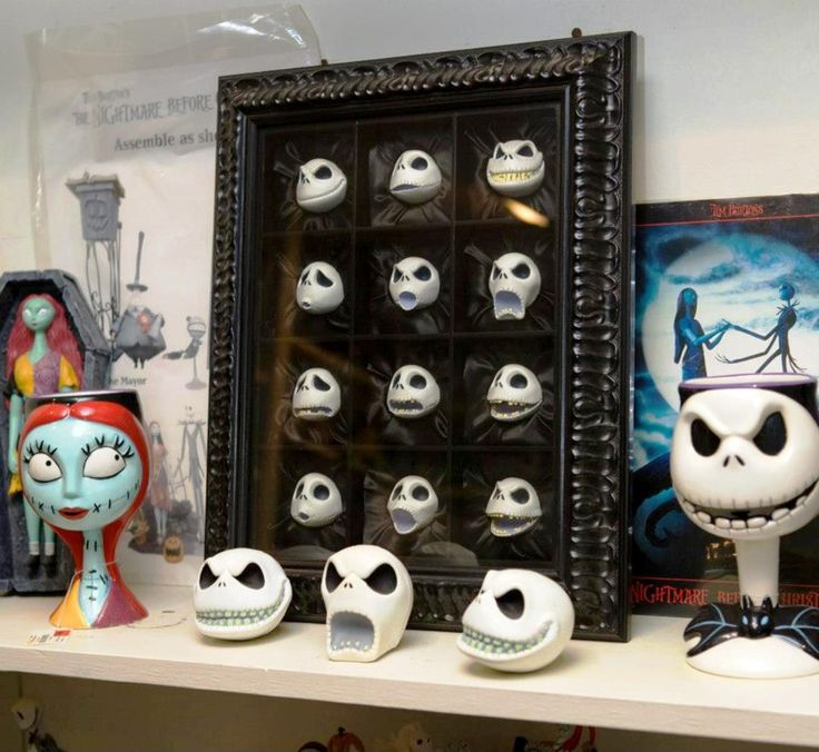 115 Best Images About Nightmare Before Christmas Decor On