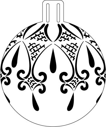 Stencils, Ornaments and Lace on Pinterest