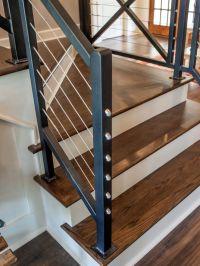 Best 20+ Wood Stair Railings ideas on Pinterest | Stair ...