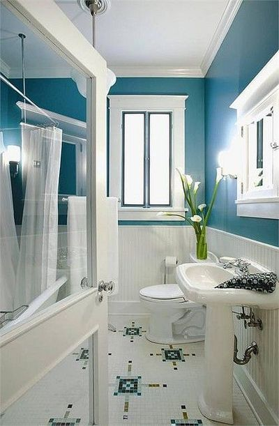master bath peacock blue  Home decor  Pinterest  Peacock blue and Bath