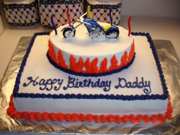 25 best ideas about Motorcycle birthday cakes on