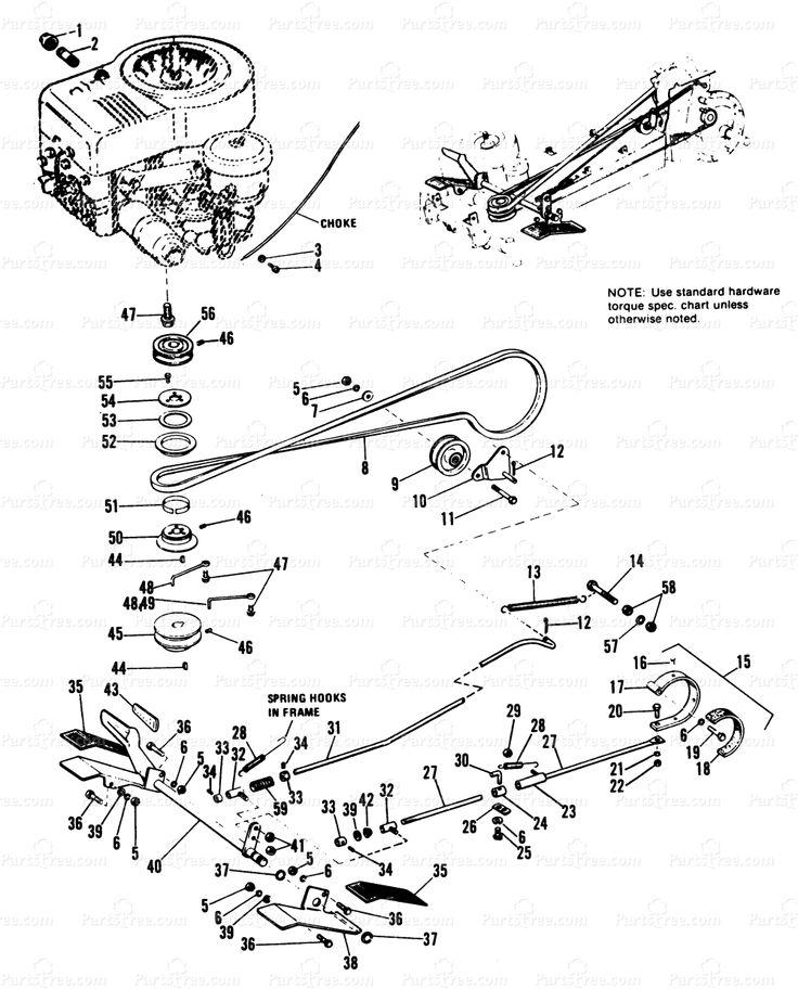 Yard King Wire Diagram