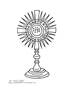 36 best images about Eucharistic Adoration on Pinterest