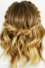 ideas simple braids