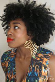 dramatic earrings