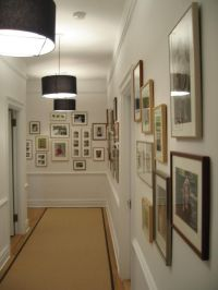28 best images about Gallery Hallways on Pinterest
