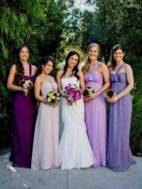 25+ best ideas about Purple Bridesmaid Dresses on ...