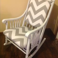 Amish Made Rocking Chair Cushions Bertoia Pads Antique - Woodworking Projects & Plans