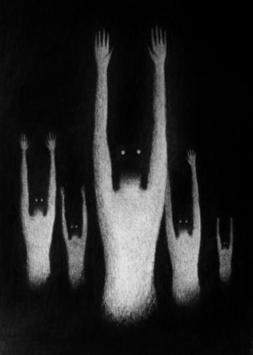 Dark Rites by Marc Green aka. Crazy-Clayz
