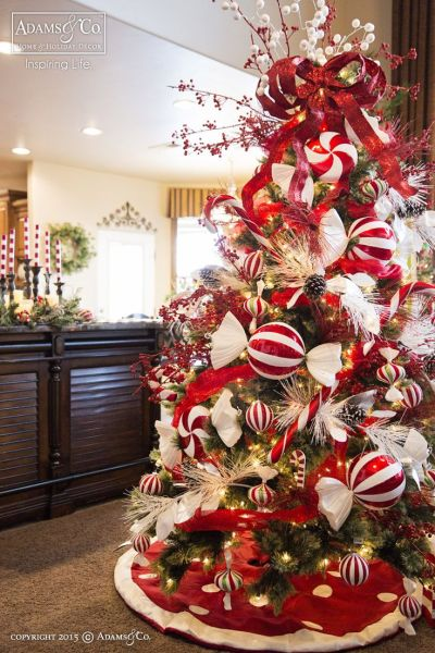 christmas decoration 1000+ ideas about Peppermint Christmas Decorations on Pinterest   Candy cane decorations, Xmas