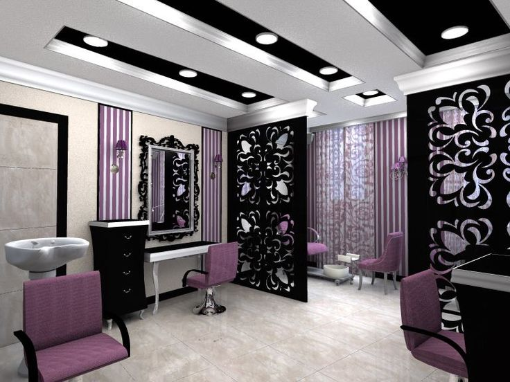 25 best Home Beauty Salon ideas on Pinterest  Home salon Salon mirrors and Salon at home