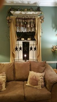 Best 25+ Country curtains ideas on Pinterest | Rustic ...