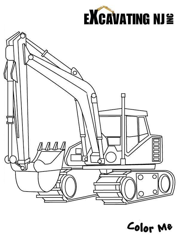 25+ best ideas about Excavator machine on Pinterest