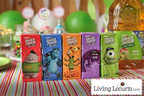 1000 Images About Juice Box Fun On Pinterest Ideas For