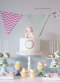 91 best images about Bunny themed bday party or babyshower ...