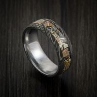 17 Best images about King's Camo Rings and Bands on ...