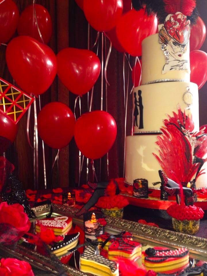 200 best images about Moulin Rouge  Paris Party Event on