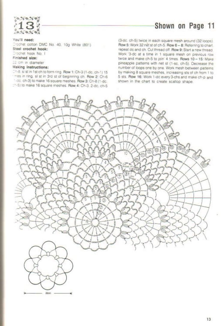 The 3189 best images about Crochet pinapples doilie