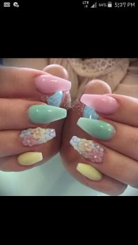 Best 25+ Summer holiday nails ideas on Pinterest | Pretty ...