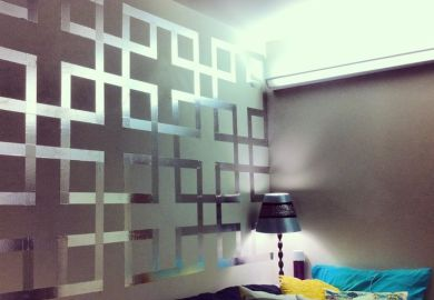 Diy Duct Tape Room Decor