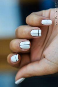 Best 25+ Simple nail designs ideas on Pinterest