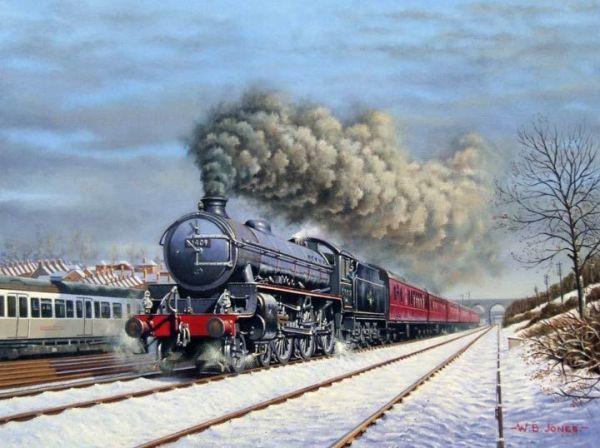 1000 images about Railway Art on Pinterest Fine art